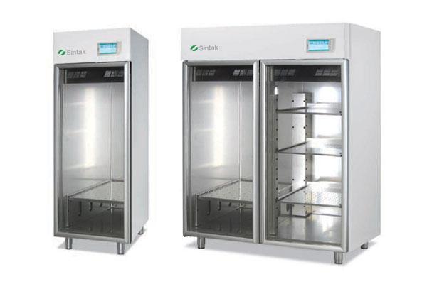 gruppo frigoriferi CROMATOGRAFIA